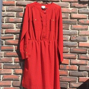 Julie Brown NYC Red Dress Size 6 *
